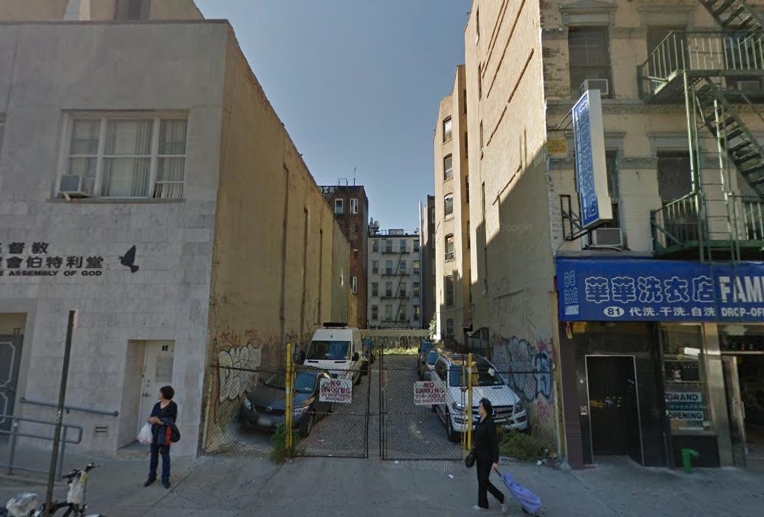 79 Eldridge Street