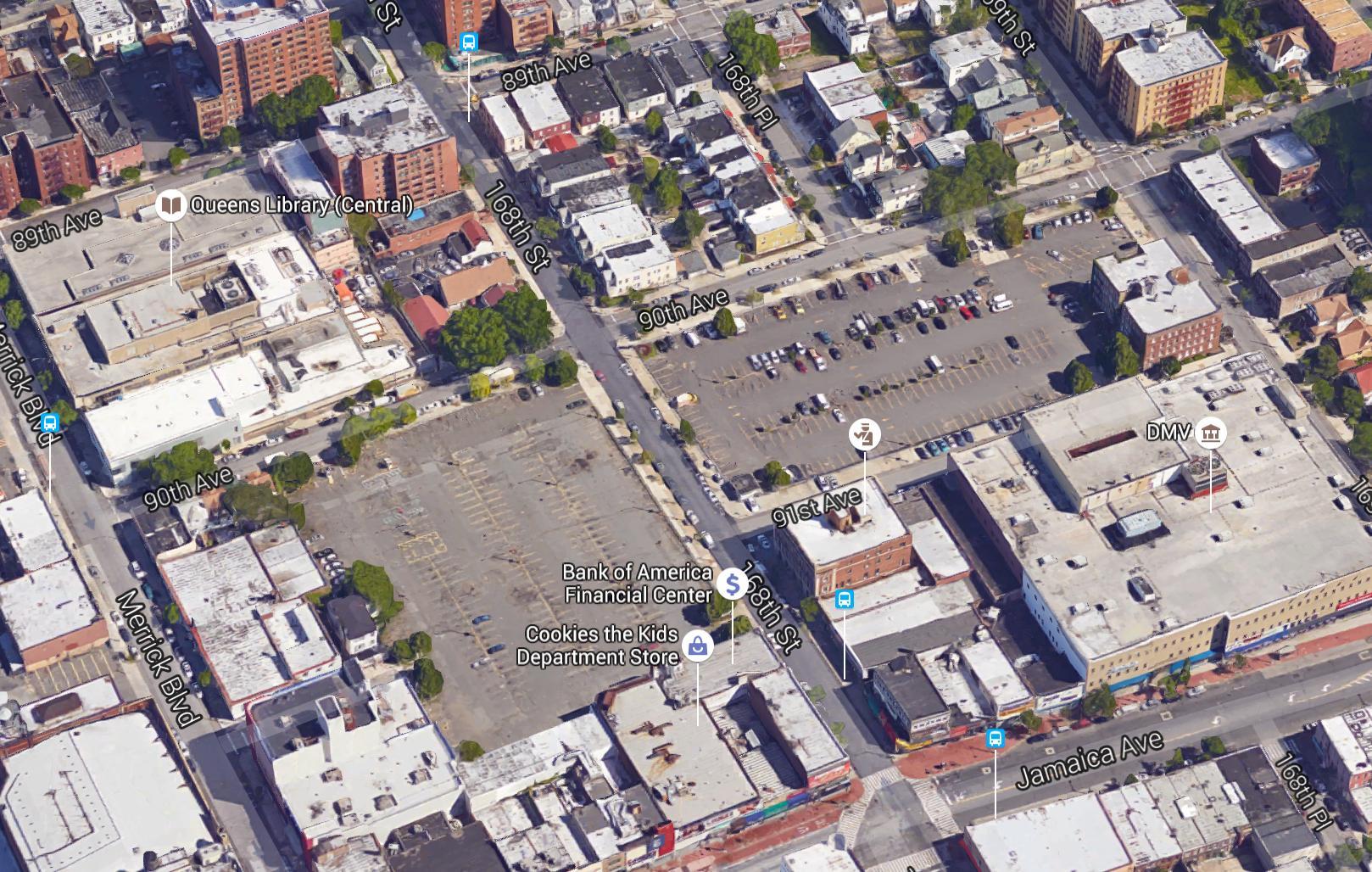 90-02 168th Streets