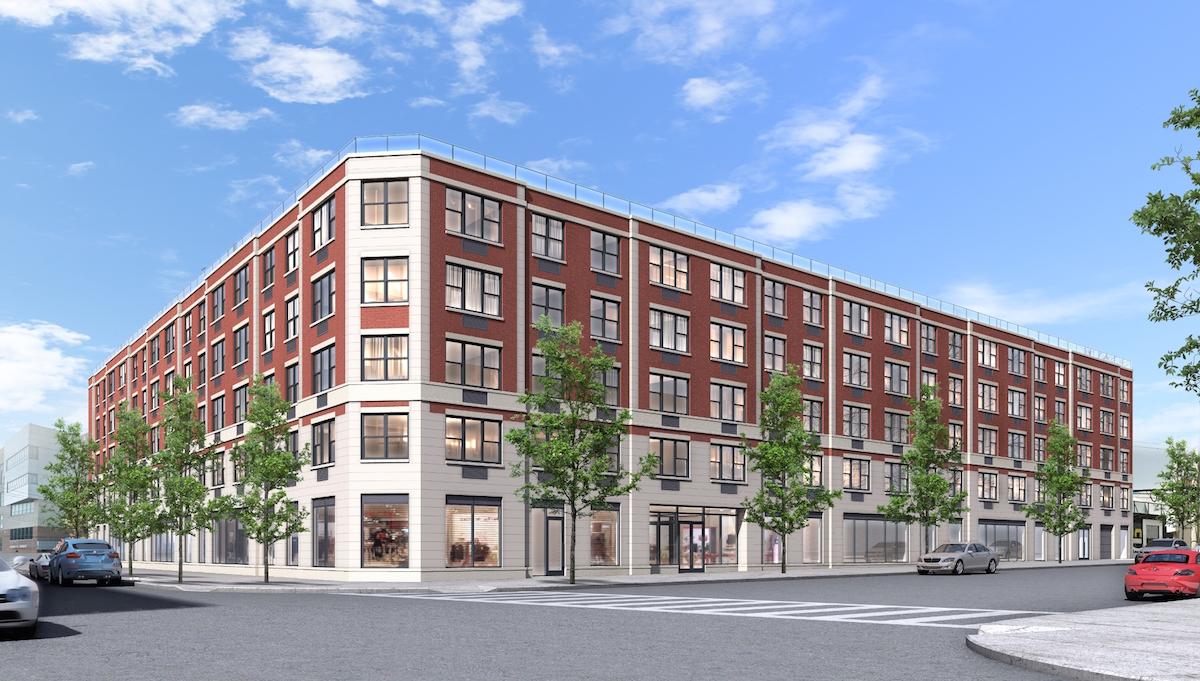 968 60th Street, rendering by Karl Fischer