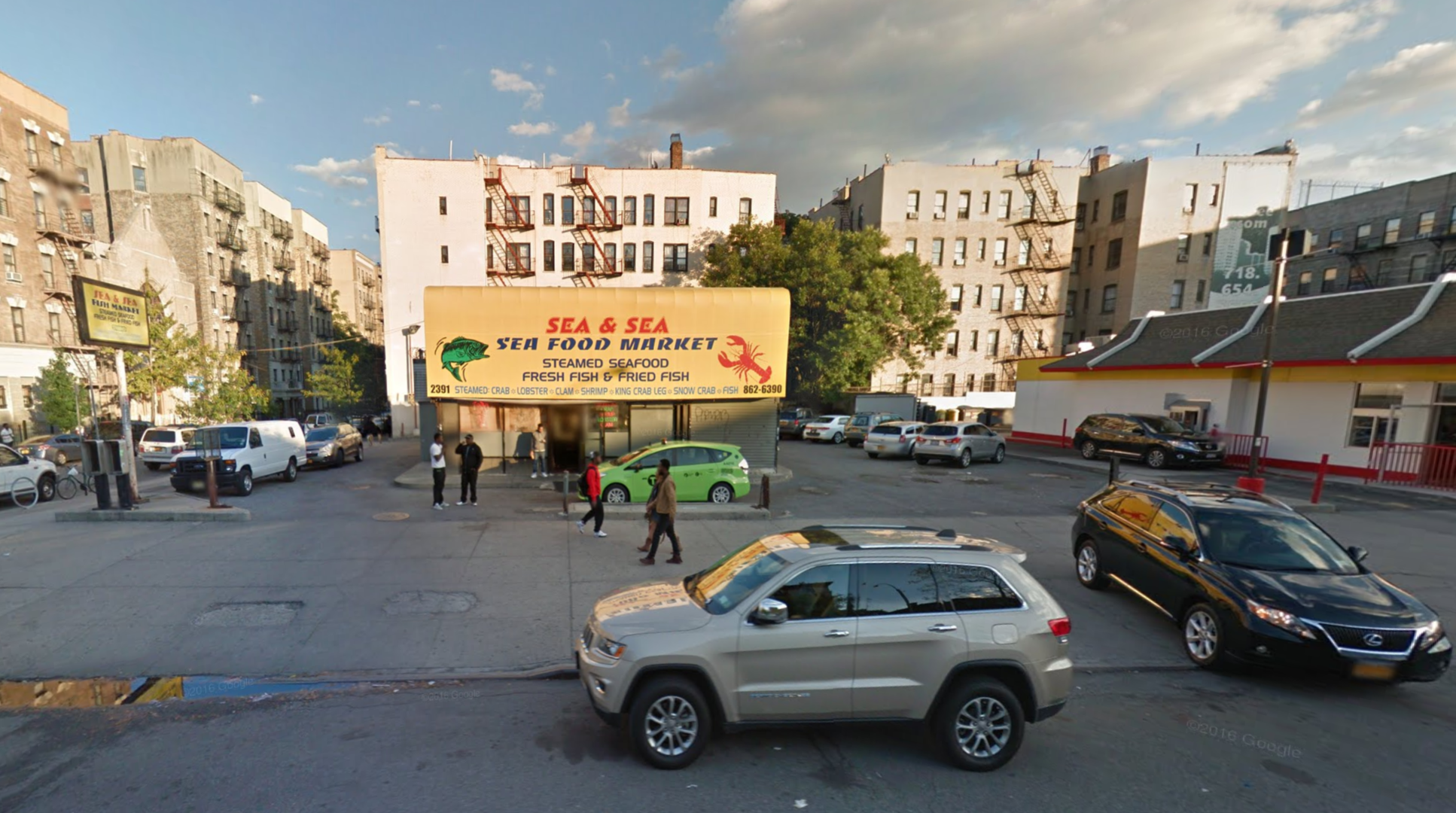 152 West 140th Street, image via Google Maps