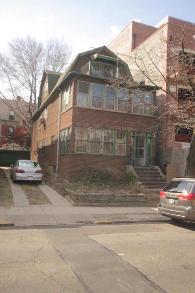 40-48 68th Street, photo by Scott Bintner for PropertyShark