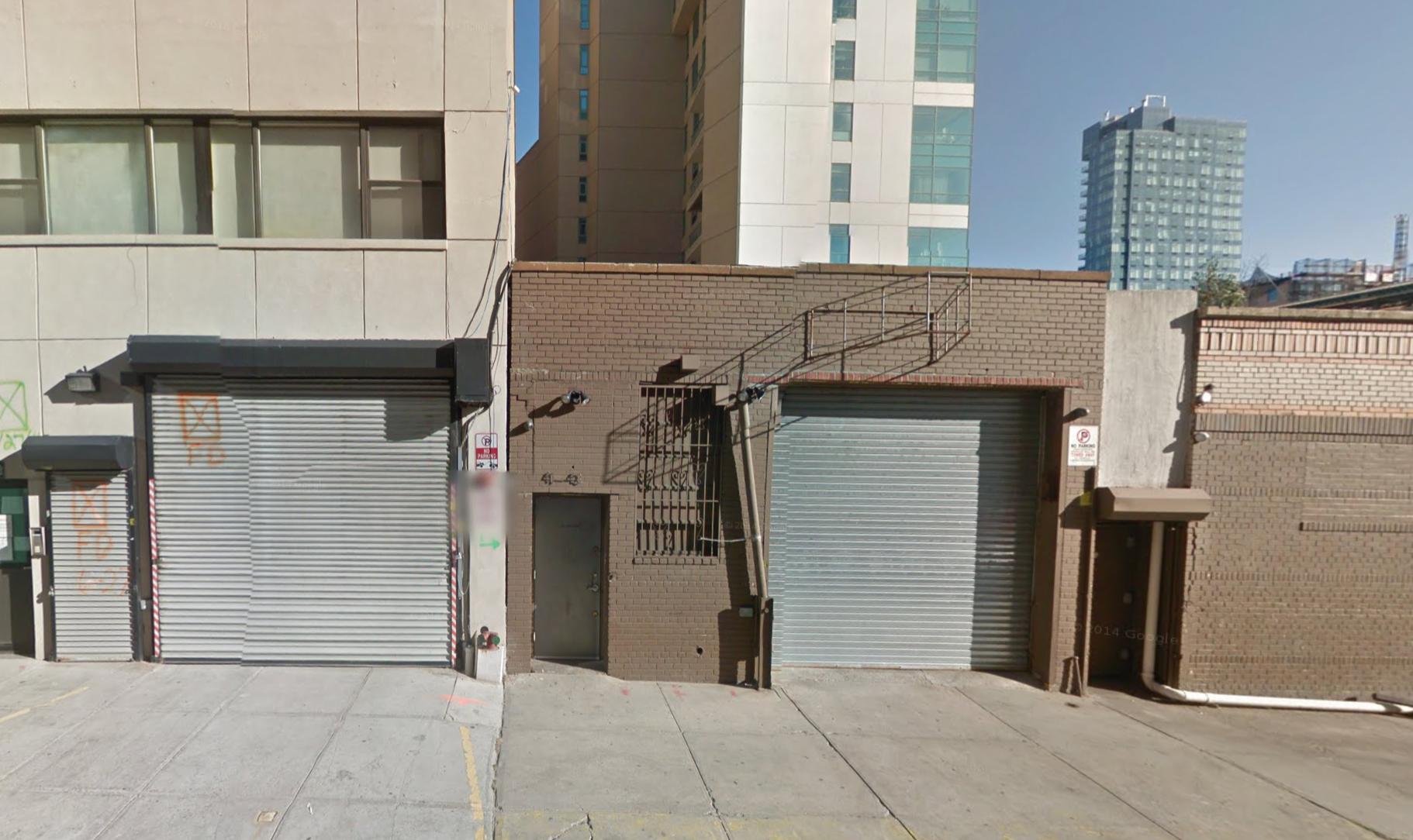 41-41 24th Street, image via Google Maps