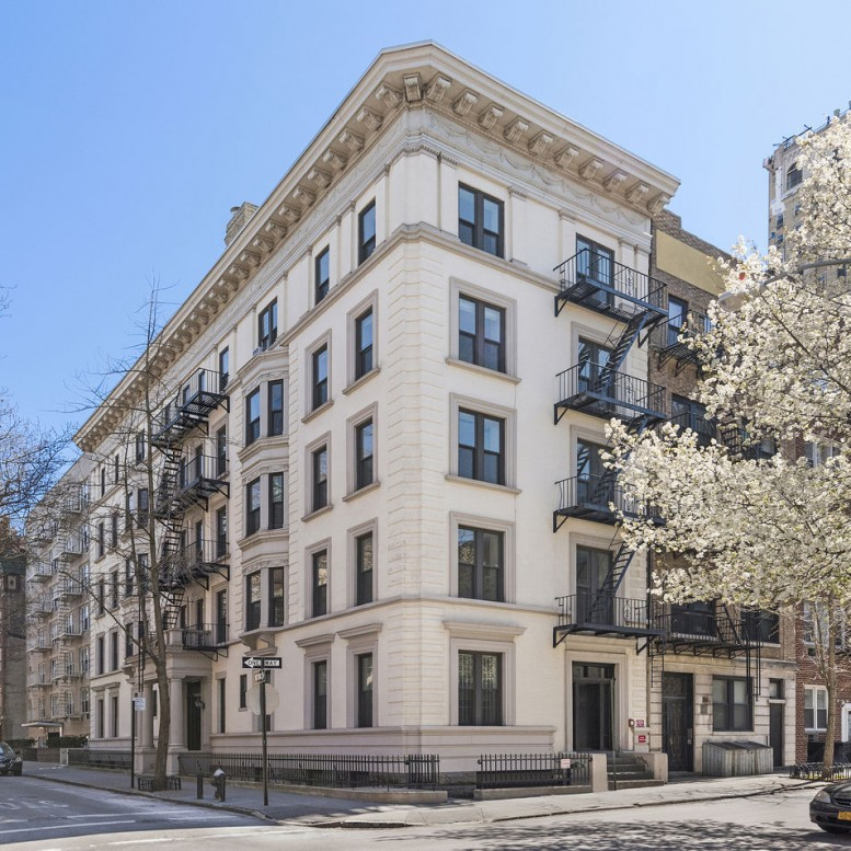 Five Story 20 Unit Apartment Building At 50 Orange Street Getting Single Family Conversion