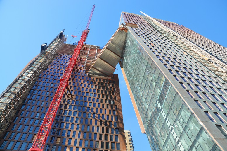 The American Copper Buildings, 626 First Avenue. All photographs by the author