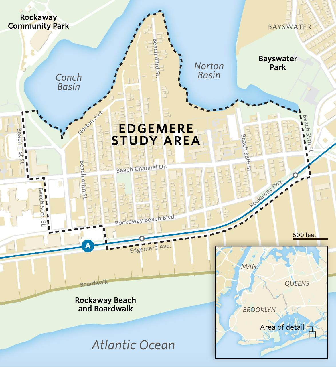Edgmere Study Area