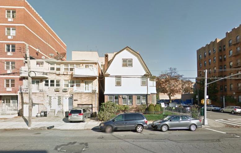 1608 East 19th Street, image via Google Maps