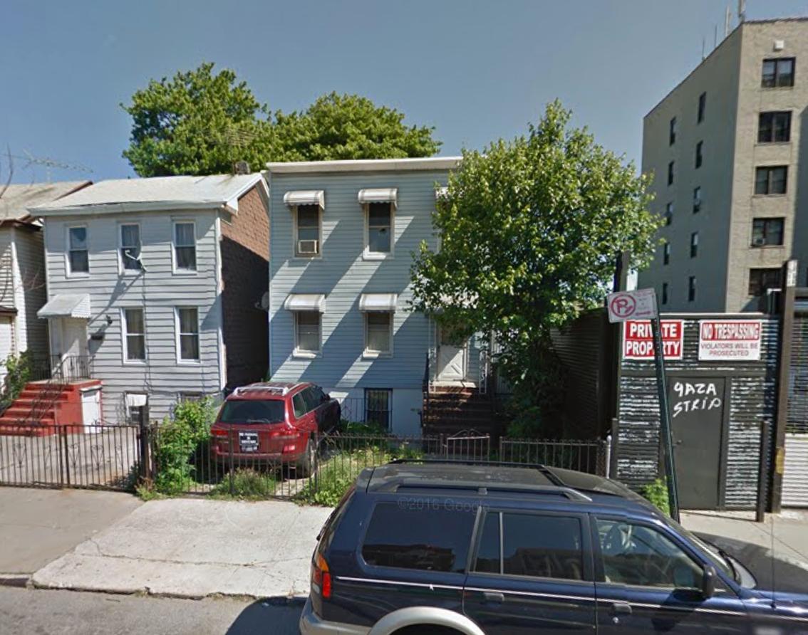 163 Erasmus Street