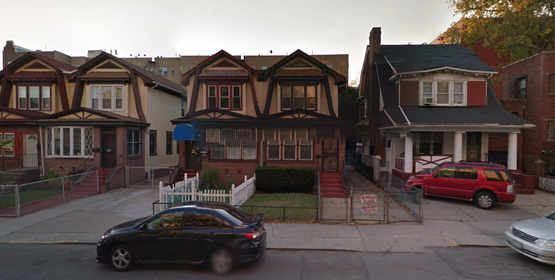 828 New York Avenue, image via Google Maps