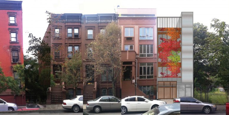 Proposal for 108 West 123rd Street