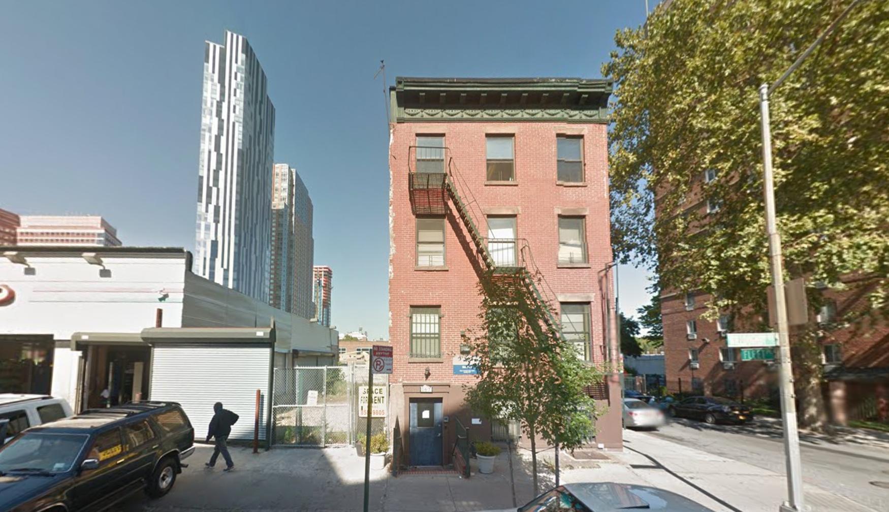 112 Fleet Place, image via Google Maps