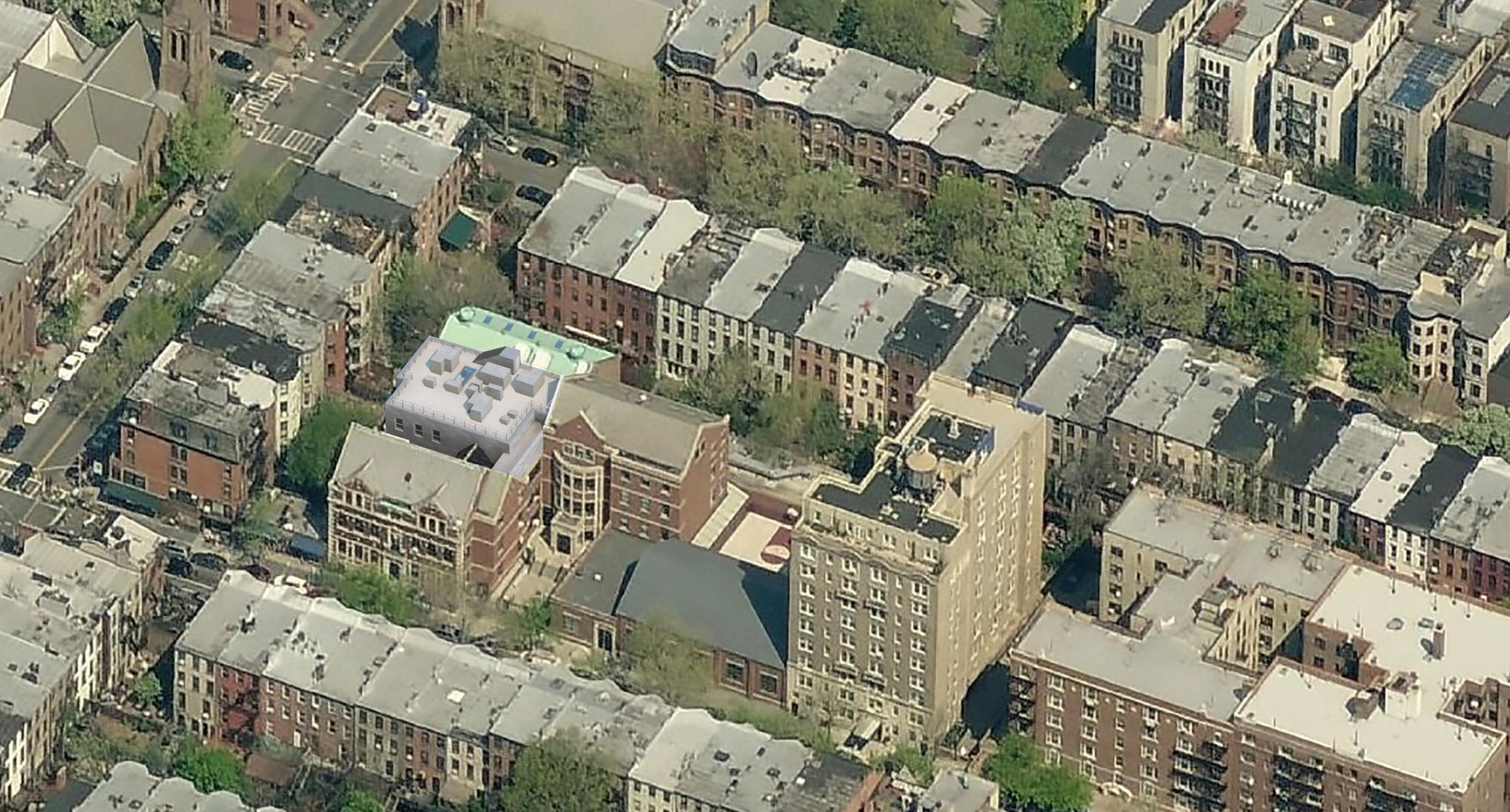 Proposal for the Berkeley Carroll School at 181 Lincoln Place