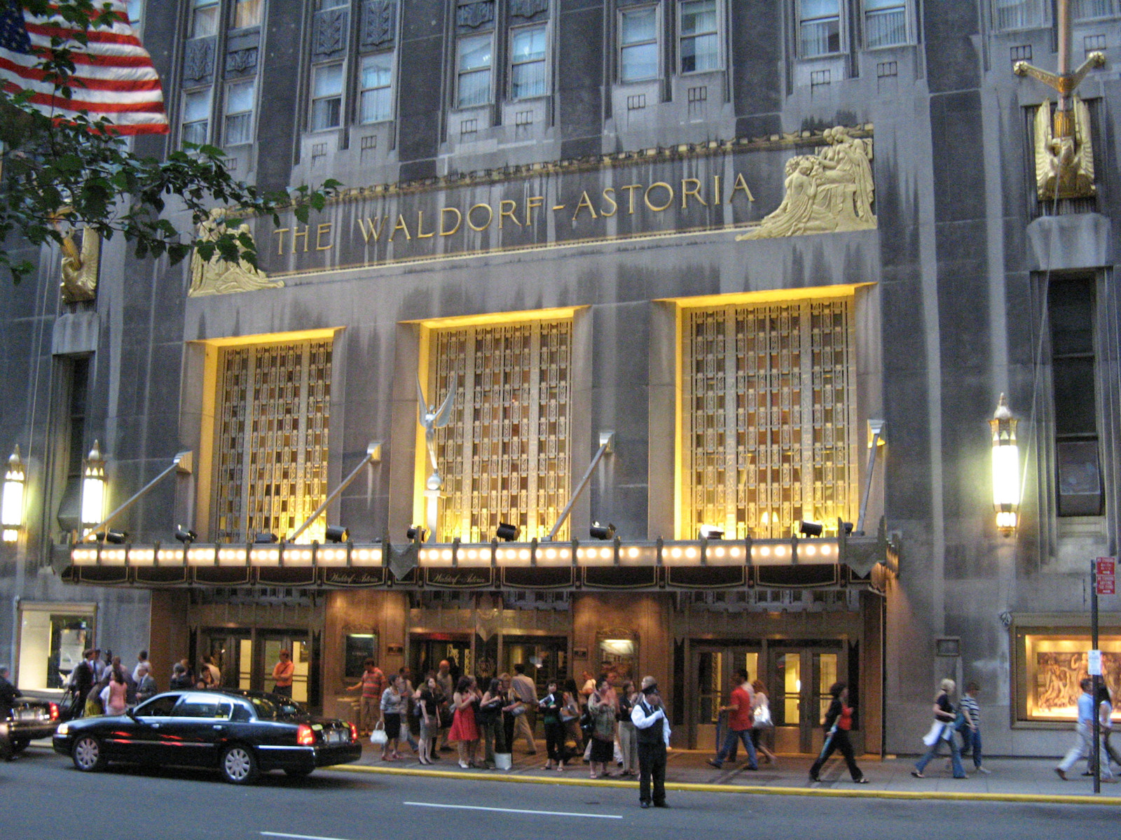 Waldorf Astoria