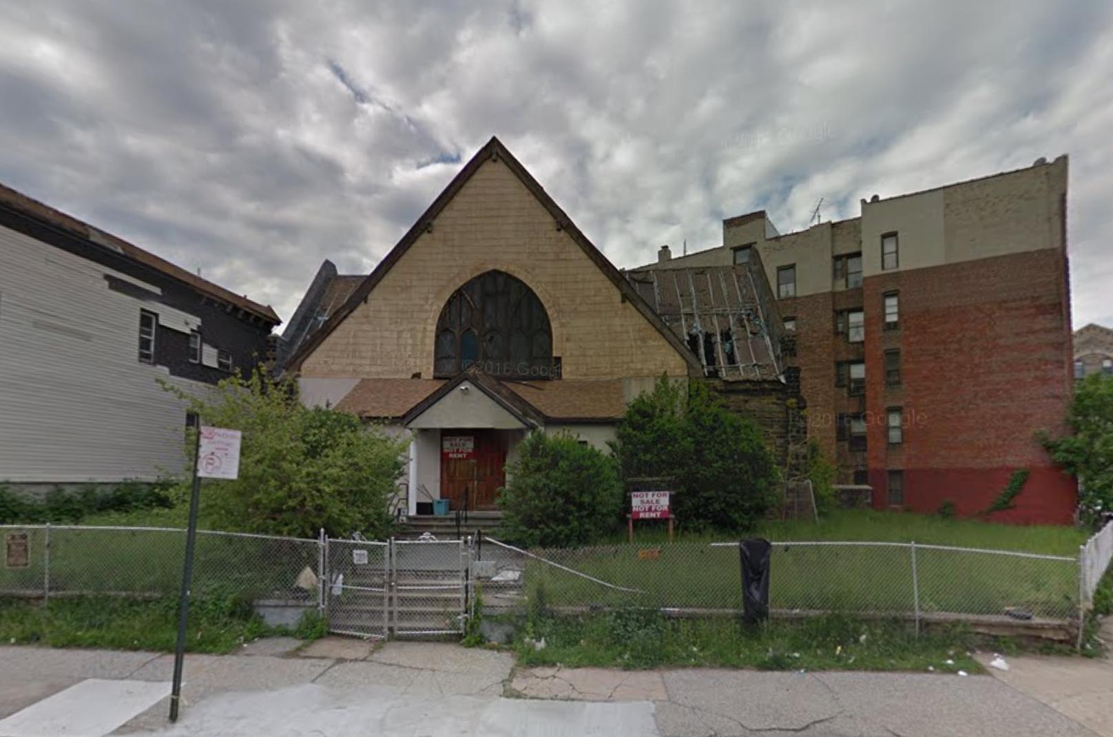 1017 Home Street, image via Google Maps