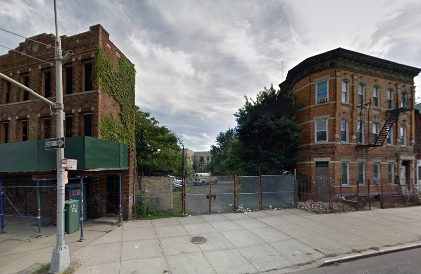 1668 Eastern Parkway. Via Google Maps