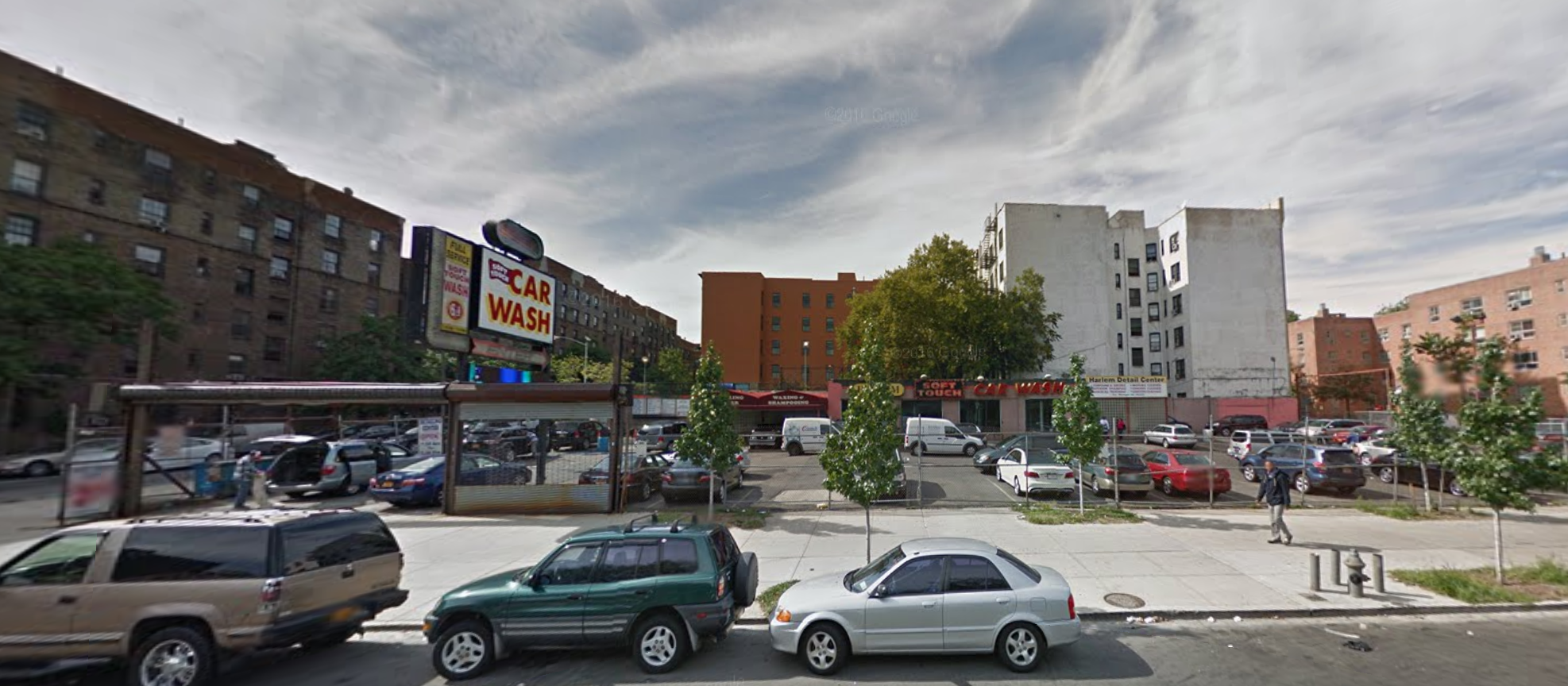 2600 Adam Clayton Powell Boulevard, image via Google Maps