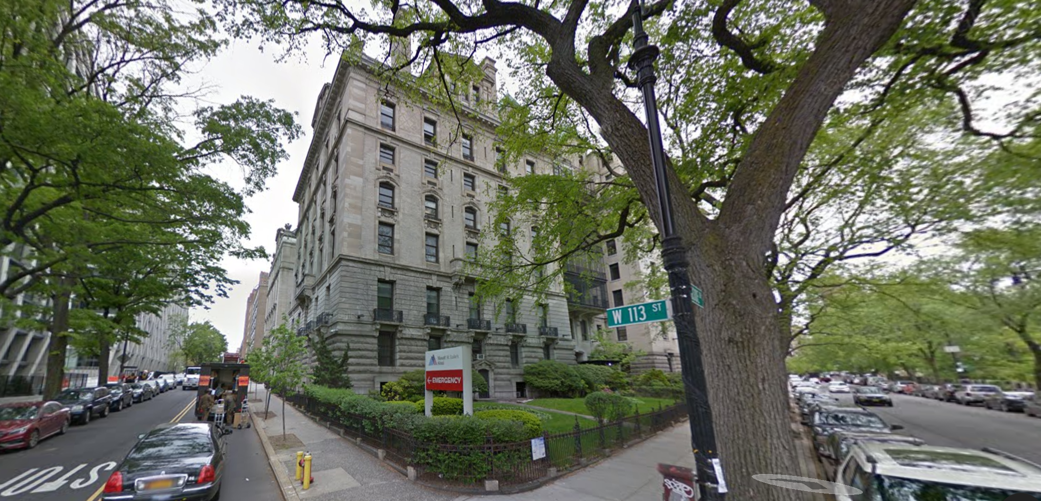 401 West 113th Street, image via Google Maps