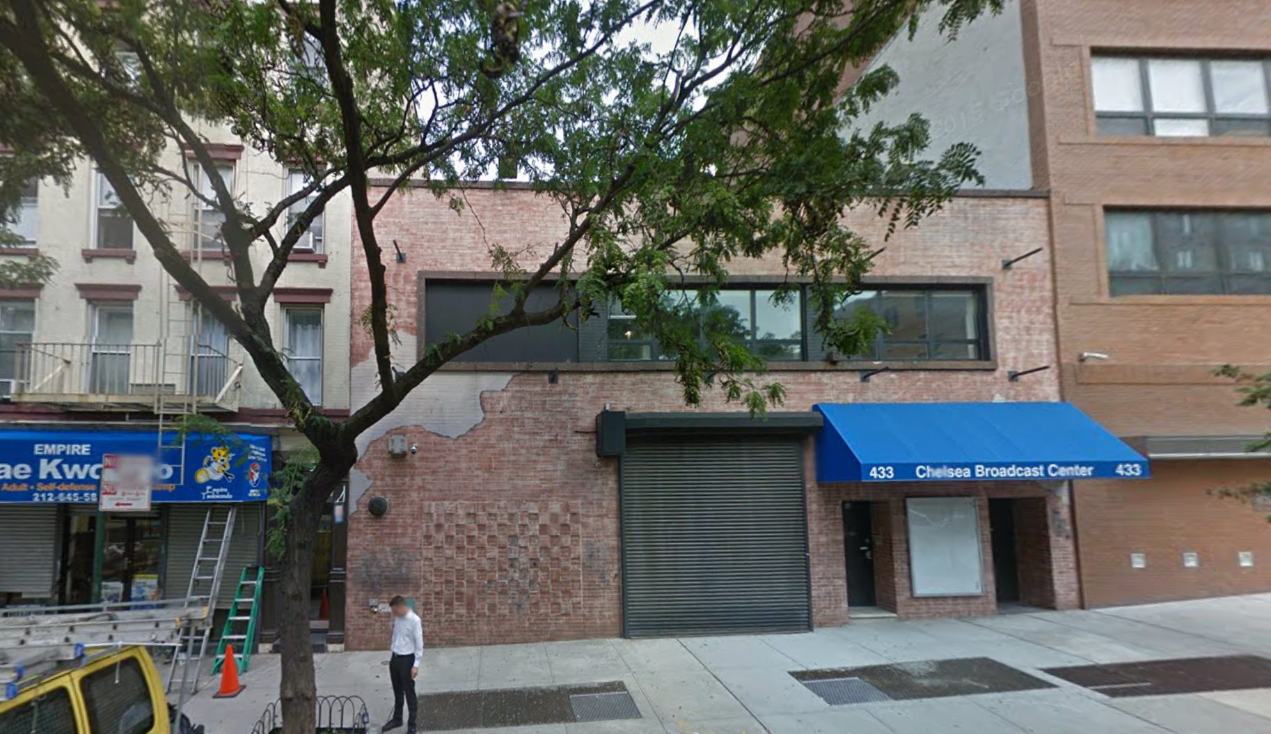 433 West 53rd Street, image via Google Maps
