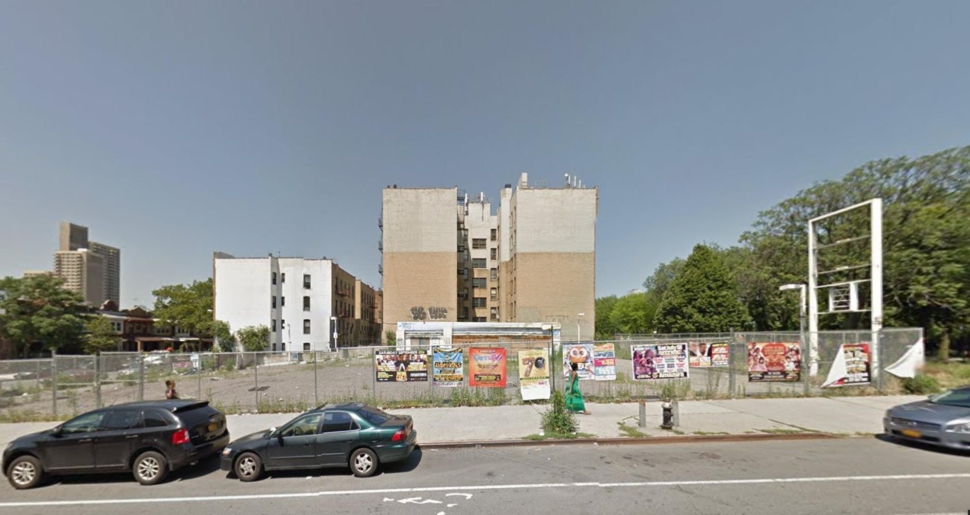 1548 Bedford Avenue, image via Google Maps