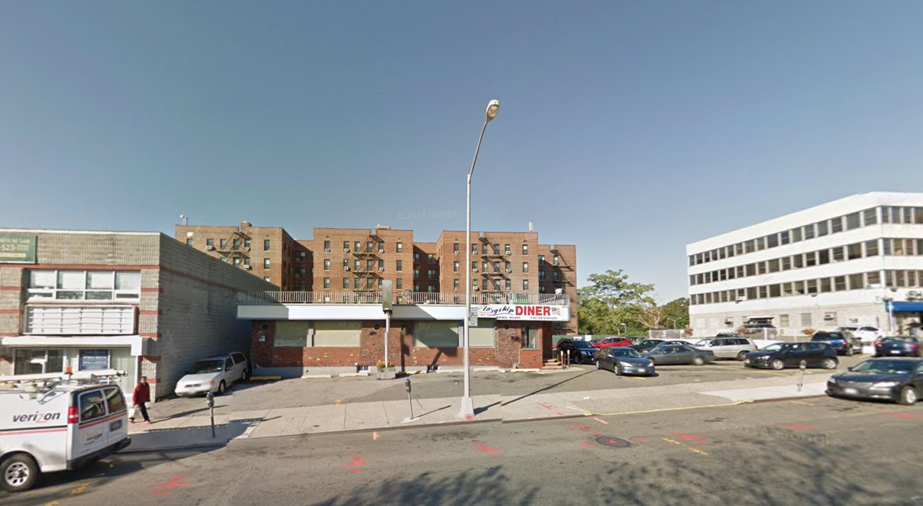 138-28 Queens Boulevard, image via Google Maps