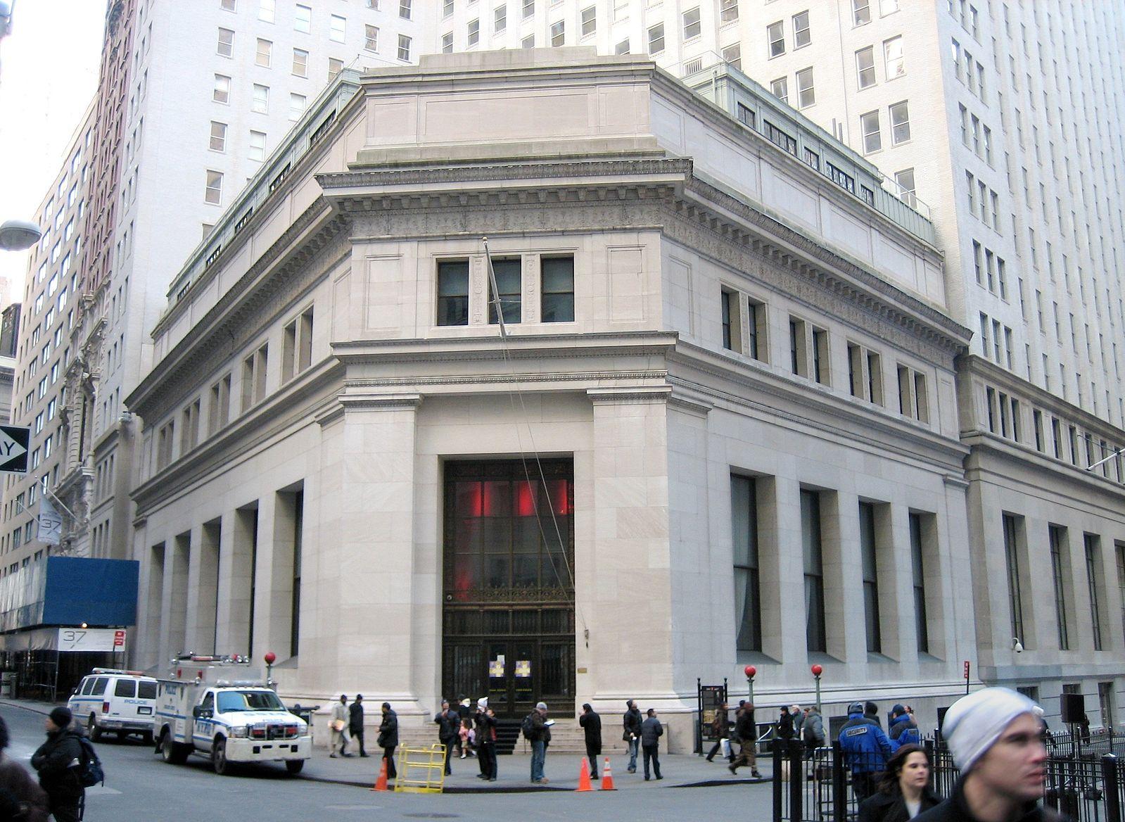 23 Wall Street