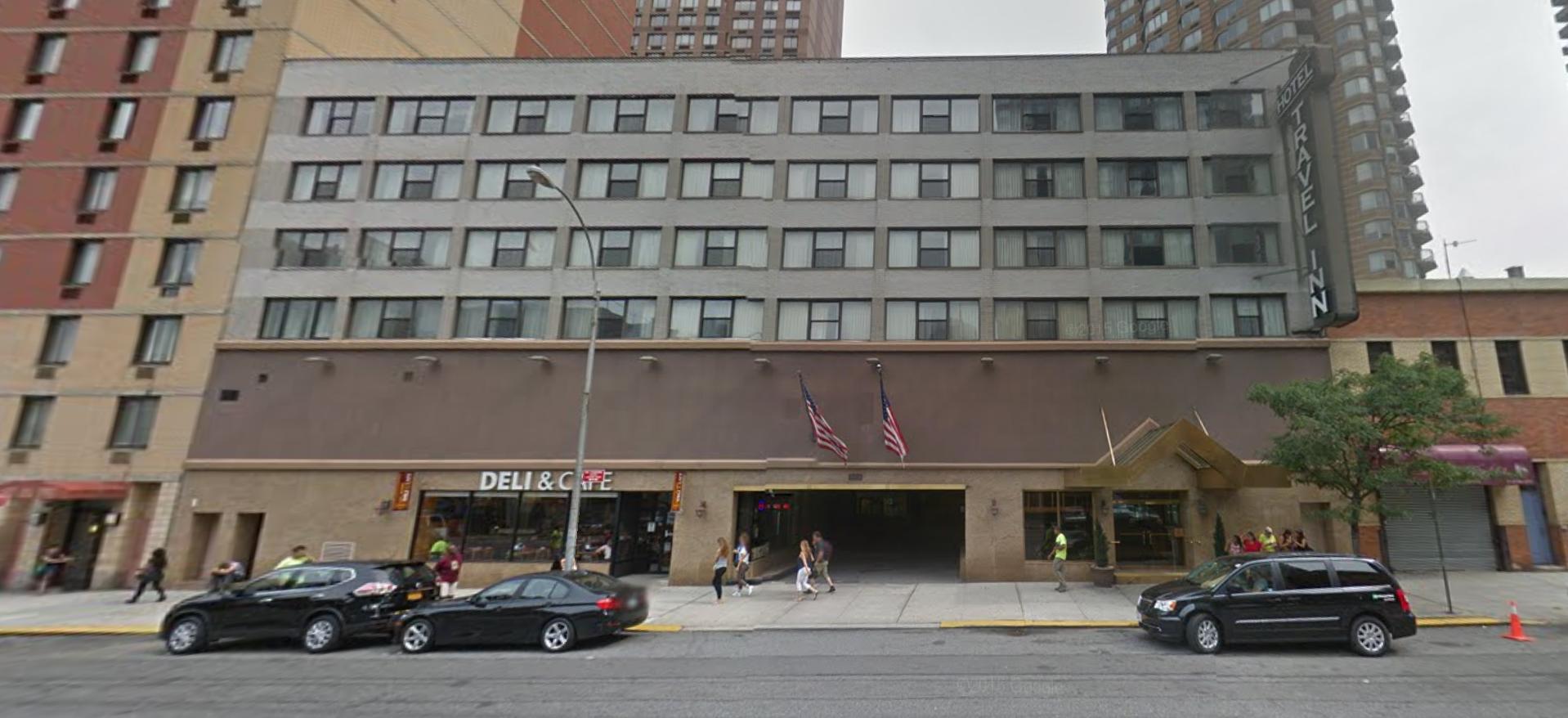 507 West 42nd Street, image via Google Maps