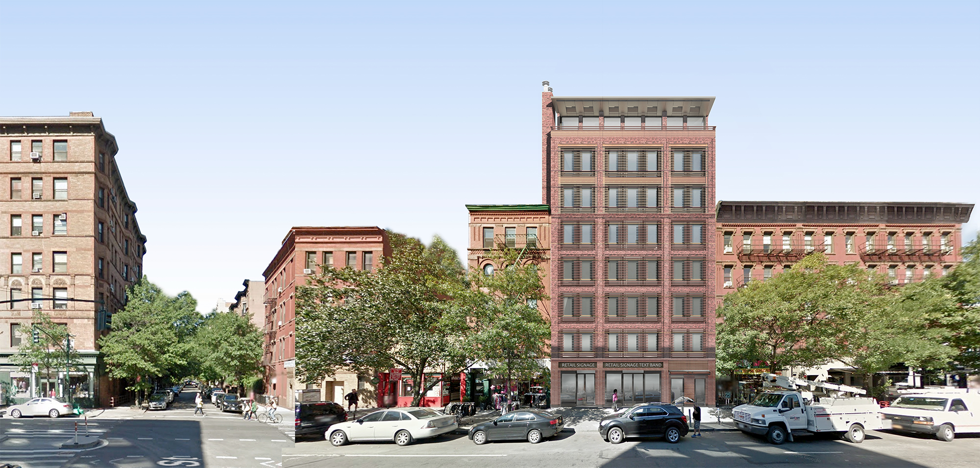 Proposal for 466-468 Columbus Avenue