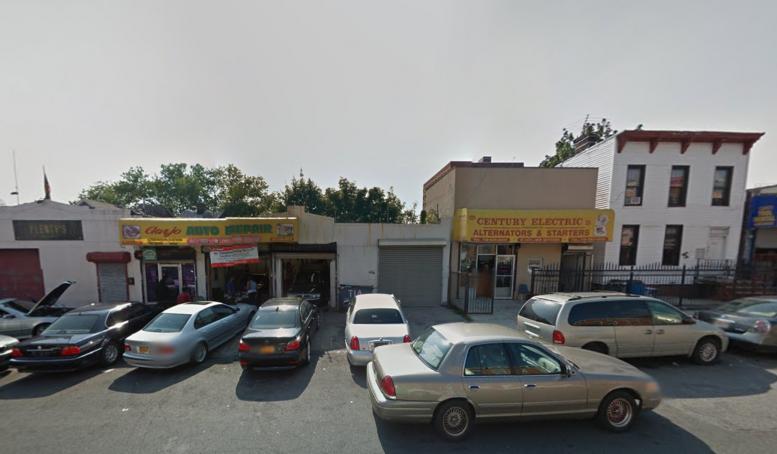 986 Rogers Avenue, image via Google Maps