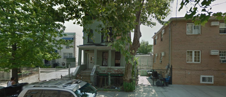 1164 Fox Street, image via Google Maps
