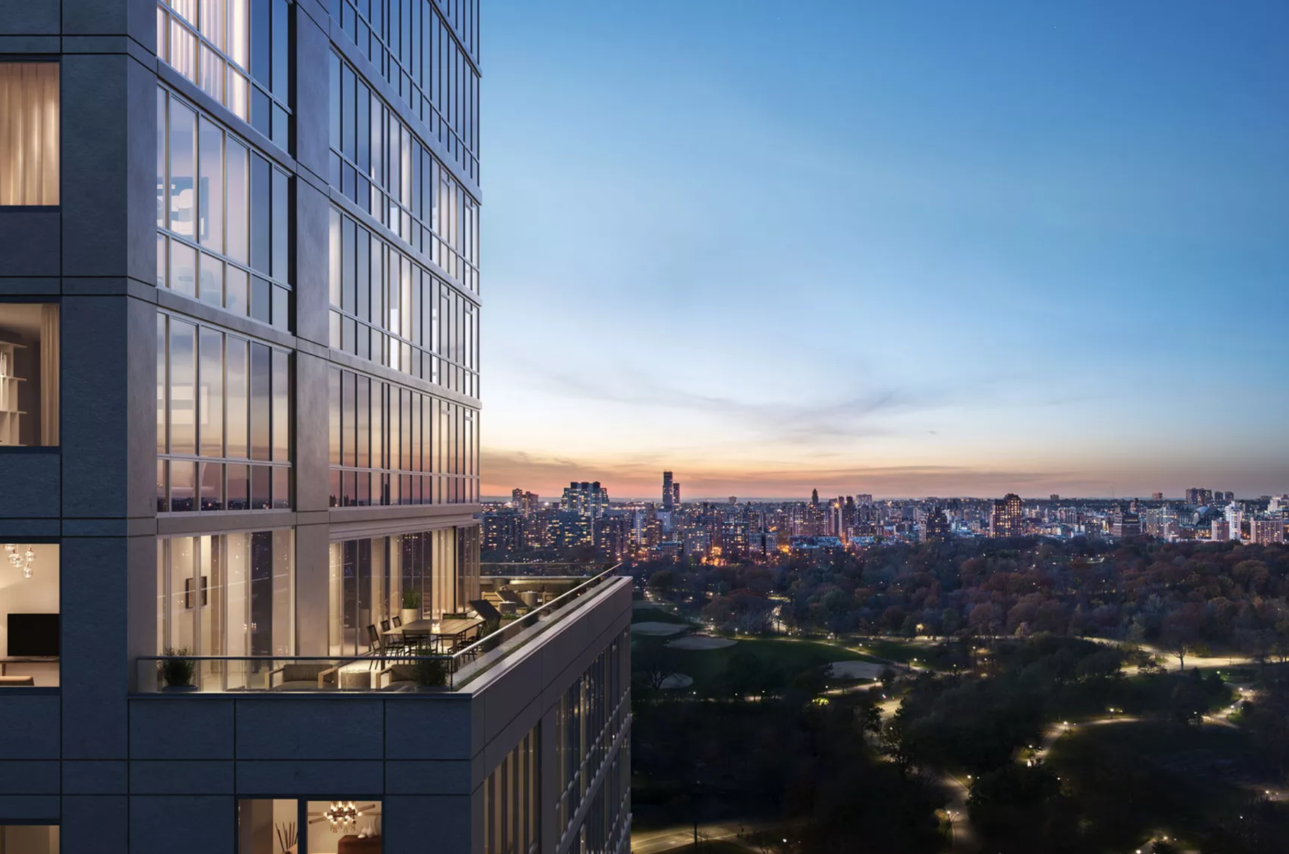 1399 Park Avenue, rendering by Volley