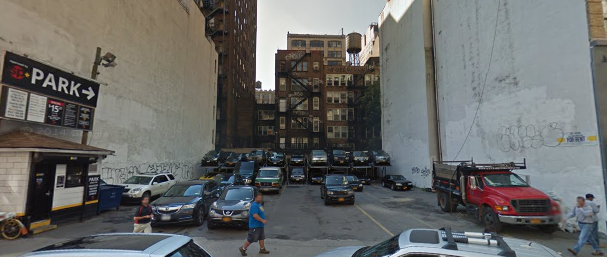 144 West 28th Street, image via Google Maps