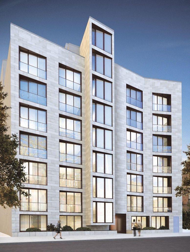 15 East 19th Street, rendering by RoArt