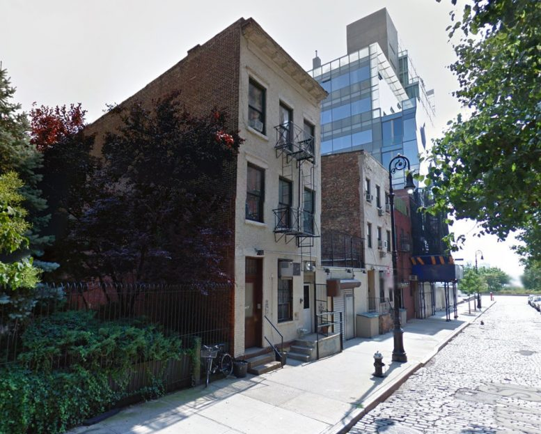 Six story 18 unit residential building filed at 156 perry for Jackson terrace yonkers ny