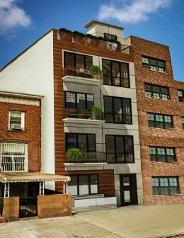 169 Lexington Avenue, rendering via Infinity Properties