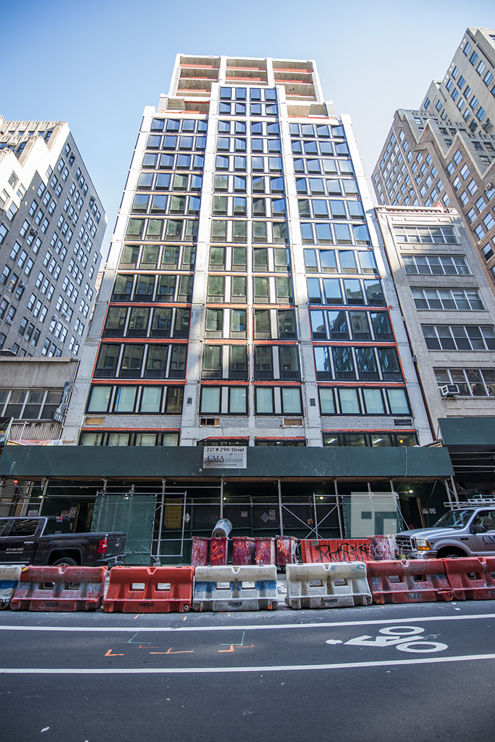 221 West 29th Street, photo by Tectonic