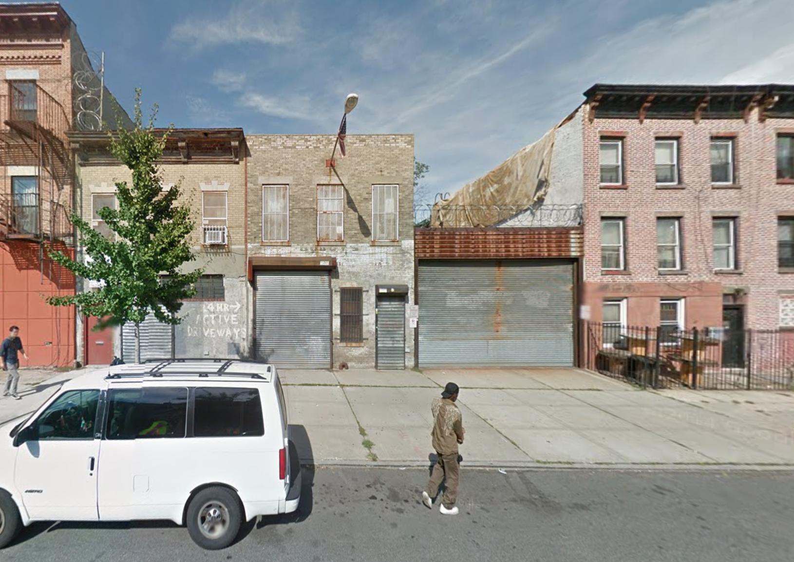 701 Prospect Place, image via Google Maps