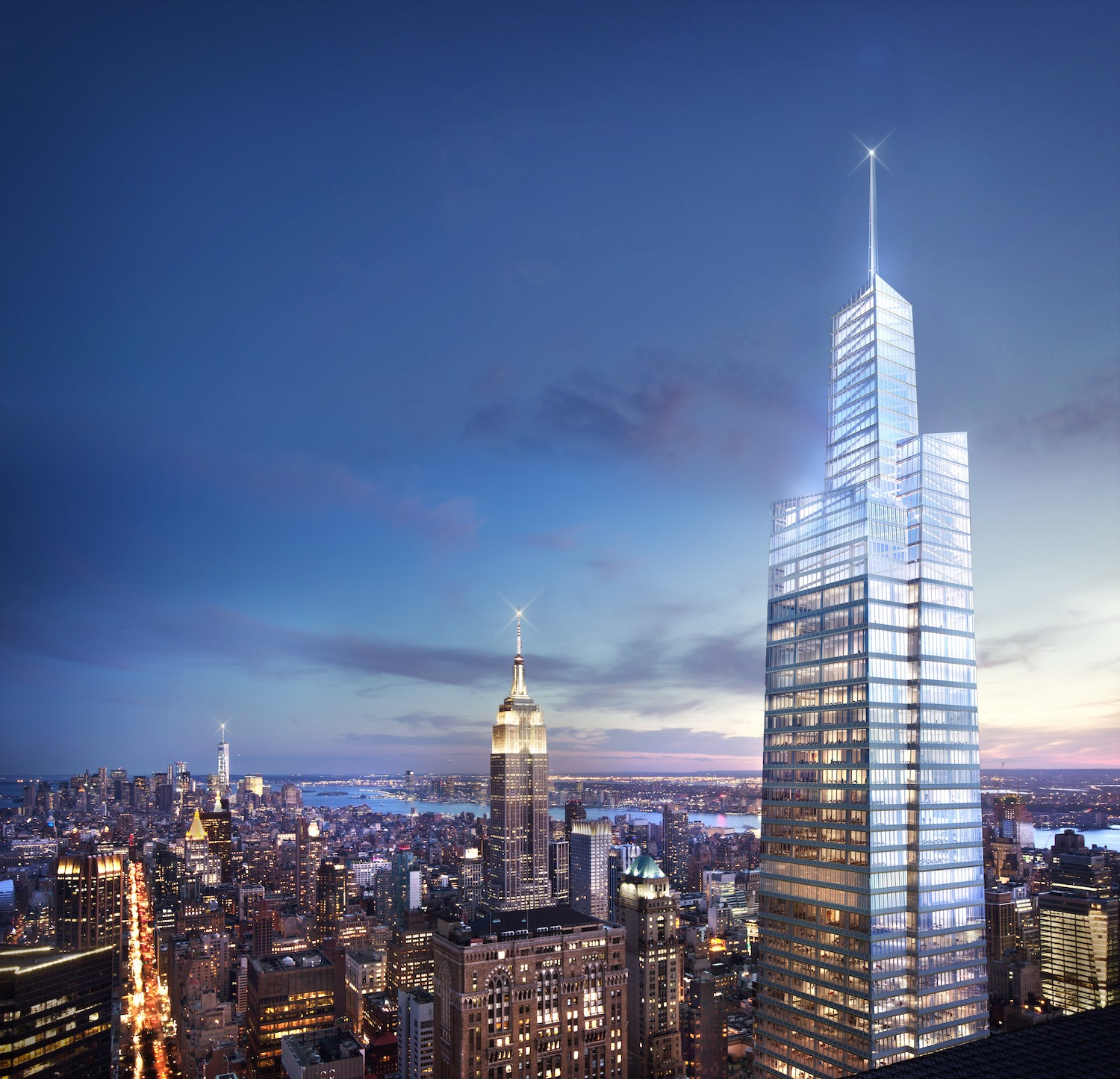 One Vanderbilt Avenue, courtesy SL Green