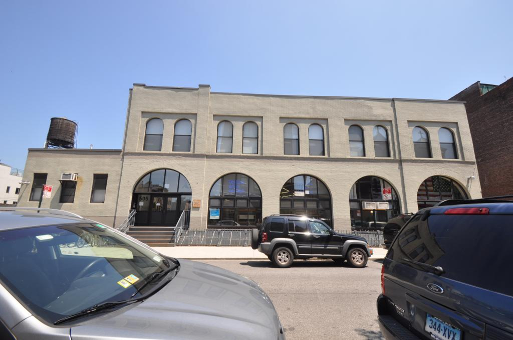 The Textile Arts Center at 505 Carroll Street. photo by Christopher Bride for PropertyShark