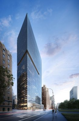 685 First Avenue, rendering by bloomimages