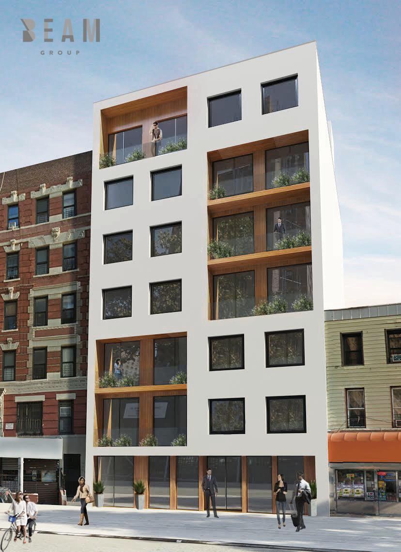 924 Myrtle Avenue. rendering by Beam Group