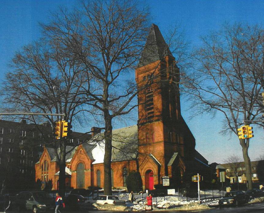 Bowne Street Community Church. LPC photo
