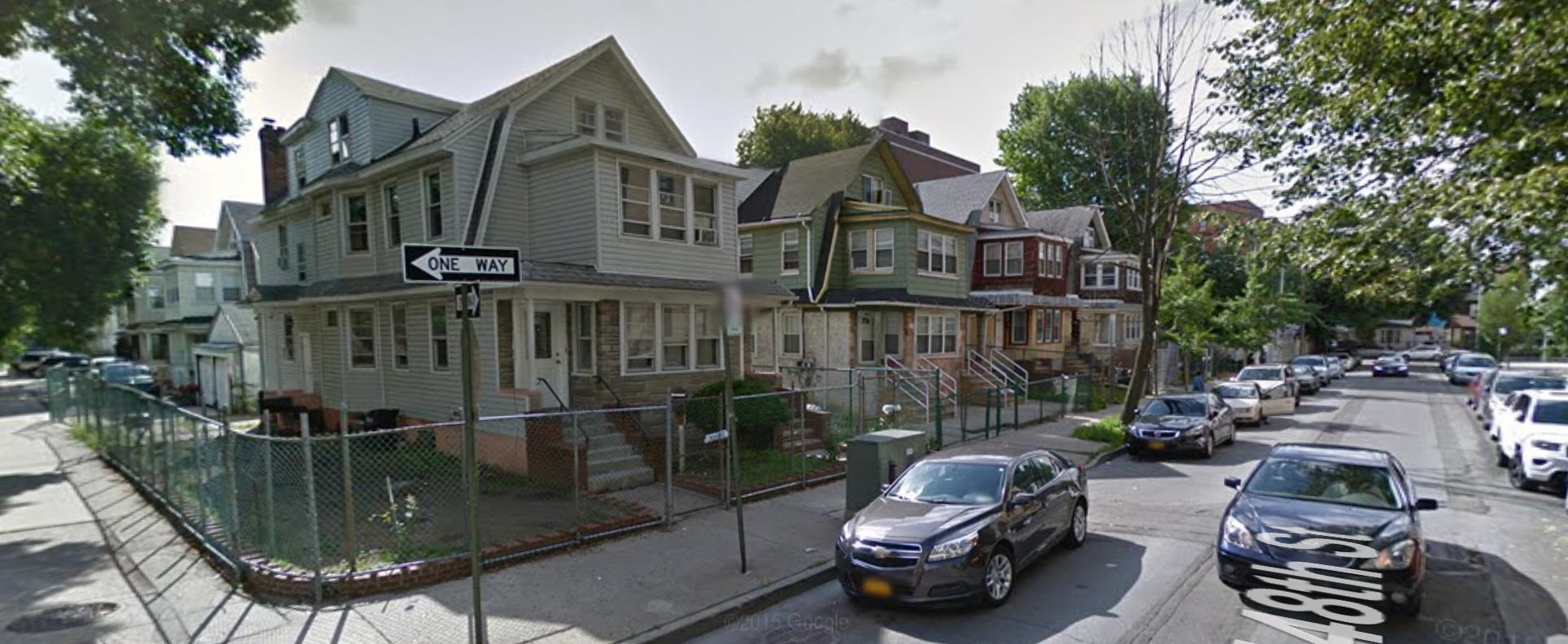 89-07 148th Street. image via Google Maps