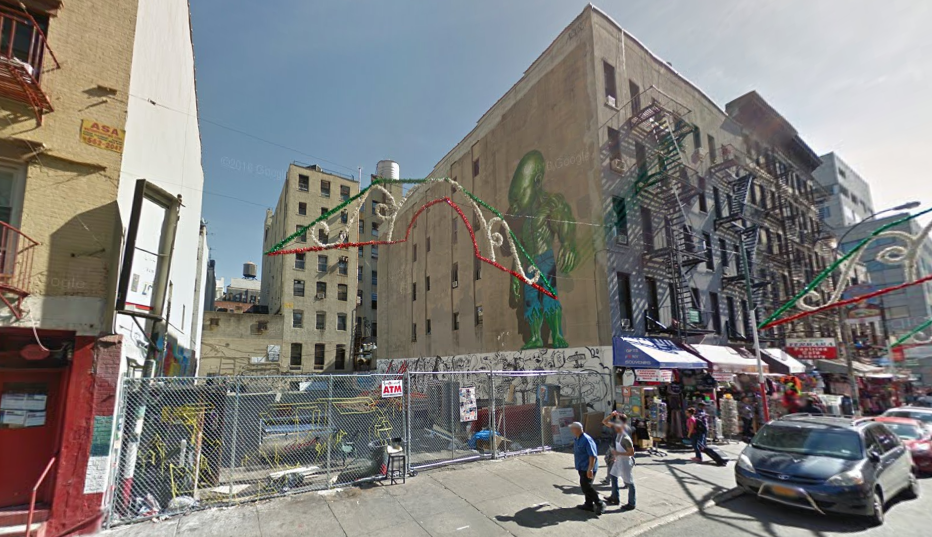 114 Mulberry Street, image via Google Maps