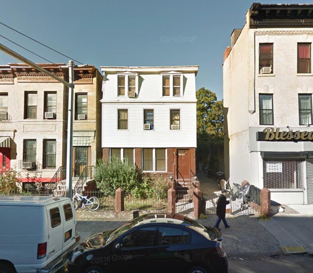 1544 Nostrand Avenue