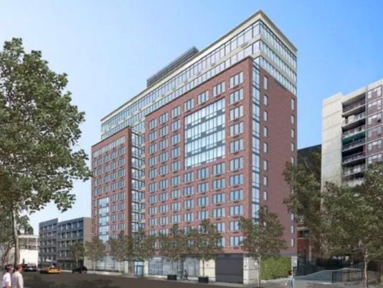 Nycha proposes up to 250 affordable residential units at for Jackson terrace yonkers ny