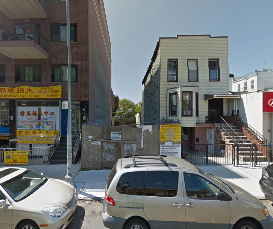 Four-Story, Three-Unit Mixed-Use Building Coming To 716