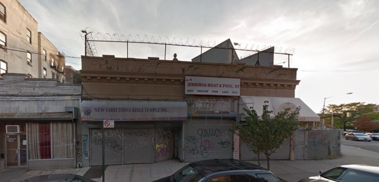 902 Jennings Street, image via Google Maps