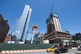 1 Manhattan West and Hudson Yards