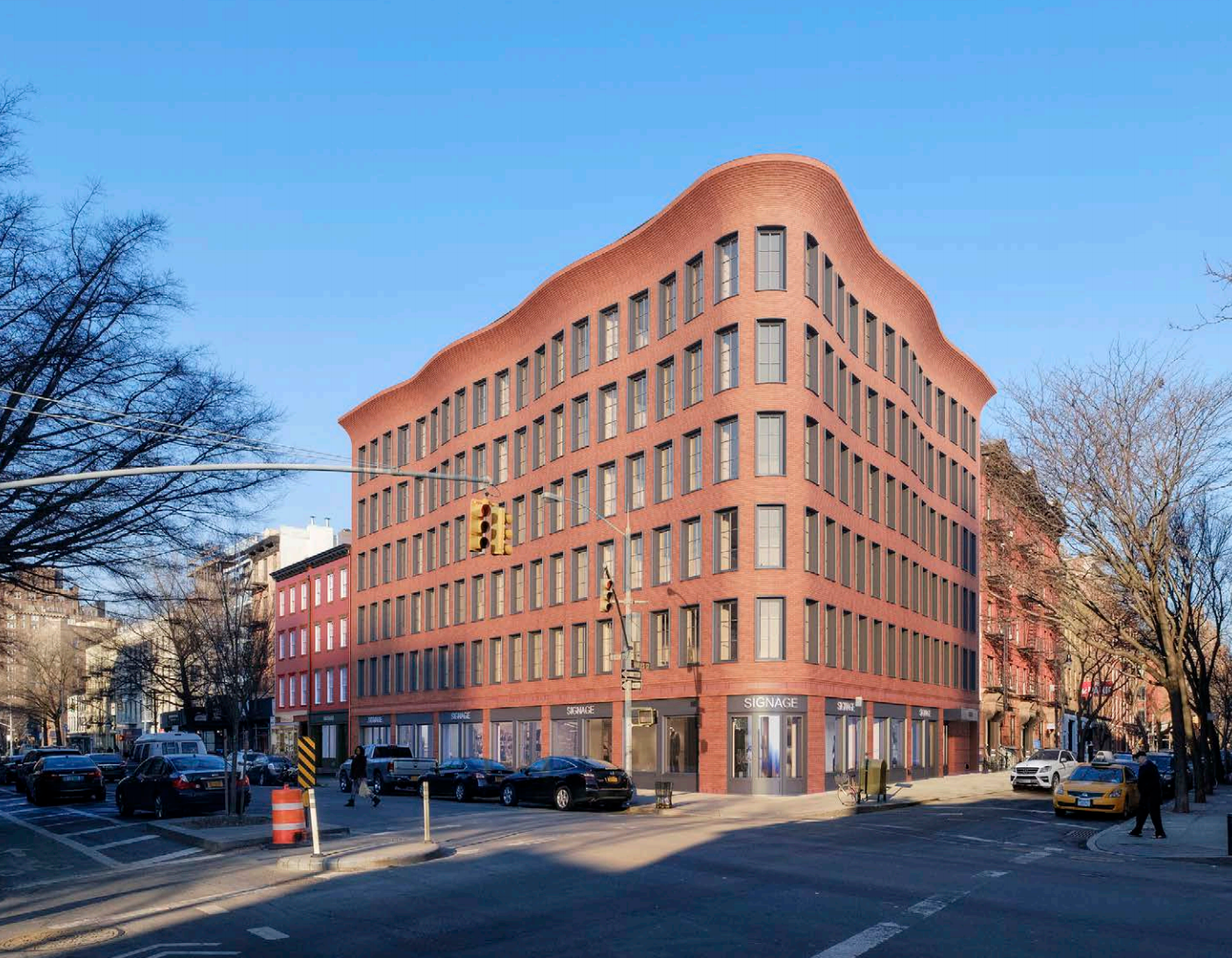 540 Hudson Street