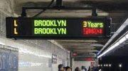 L Train Shutdown