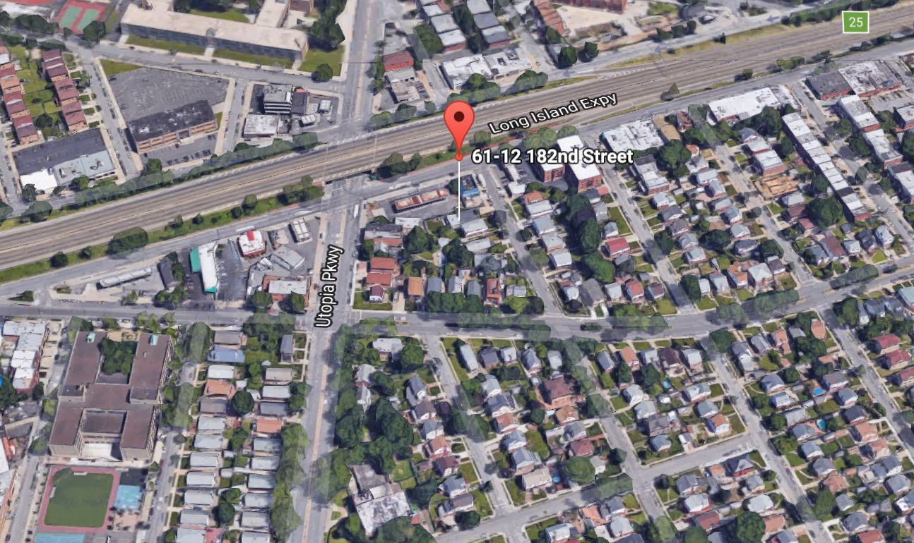 61-12 182nd Street